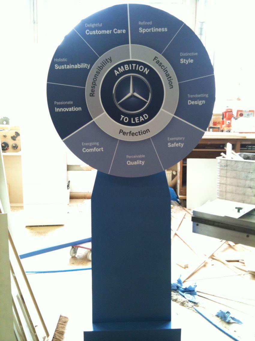 Daimler AG - Roadshow 2011